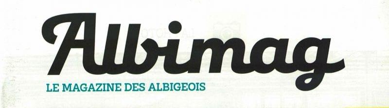 Logo du magazine des Albigeois - Albimag